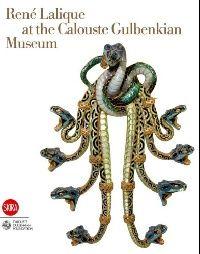 Обложка книги Rene Lalique at the Calouste Gulbenkian Museum