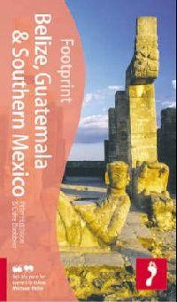 Обложка книги Belize, guatemala and southern mexico