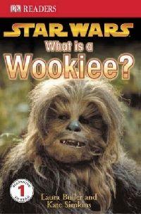 Обложка книги Star Wars: What Is Wookiee? level 1