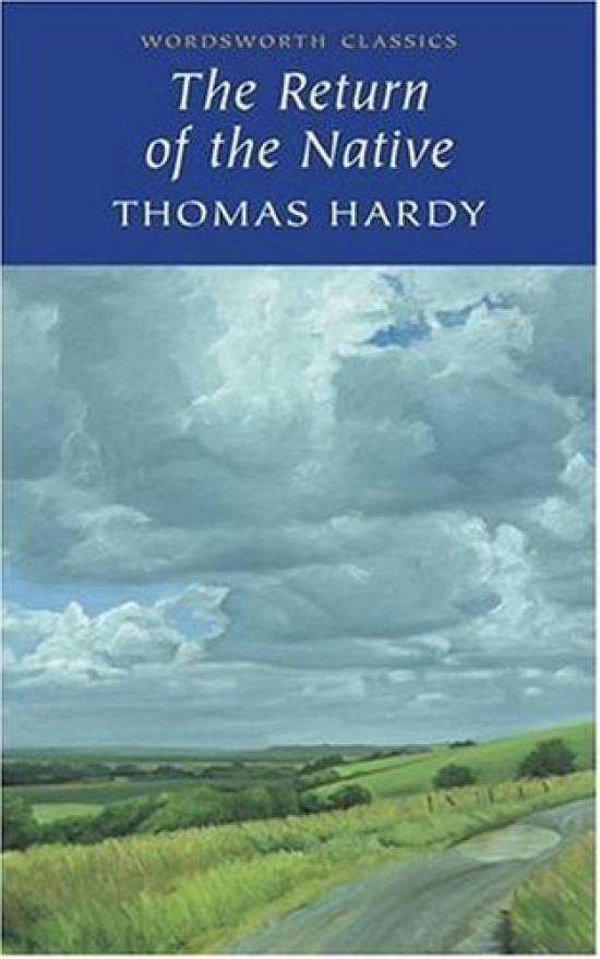 Обложка книги The Return of the Native