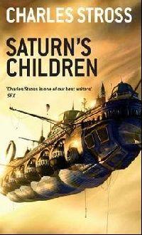 Обложка книги Saturn's Children