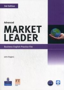 David Cotton, David Falvey and Simon Kent Market Leader 3rd Edition Advanced Practice File and Practice File CD Pack