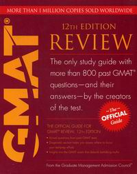 Management A.C.G. The Official Guide for GMAT Review. 12th edition