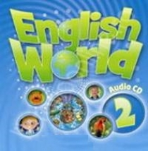 English World Level 2. Class Audio CDs (2 штук) Лицензия