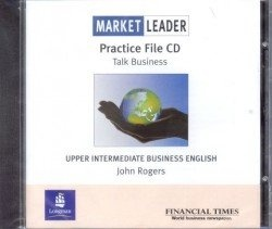 Market Leader, High-Intermediate Practice File Audio CD Audiobook