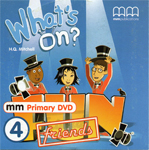H.Q.Mitchell - What's on? 4 DVD PAL