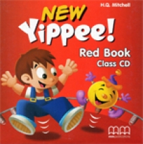 H.Q. Mitchell New Yippee! Red Class Audio CD