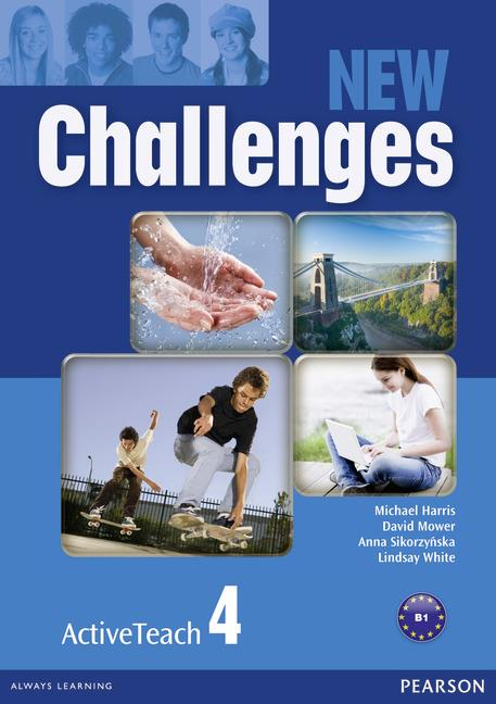 New Challenges Active Teach 4 (CD)