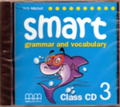 H.Q. Mitchell Smart (Grammar and Vocabulary) 3 Class CD