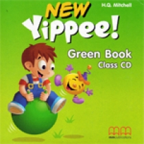 H.Q. Mitchell New Yippee! Green Class Audio CD