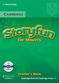 Karen Saxby Storyfun for Movers - Movers Teacher's Book with Audio CDs (2)