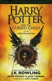 Rowling J.K. Harry Potter and the Cursed Child