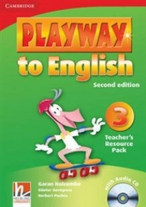 Gunter Gerngross and Herbert Puchta Playway to English (Second Edition) 3 Teacher's Resource Pack with Audio CD