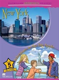 Mark Ormerod Macmillan Children's Readers Level 5 - New York - Adventure in the Big Apple