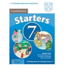 Cambridge ESOL Cambridge Young Learners English Tests Starters 7 Student's Book