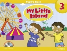 Leone Dyson My Little Island Level 3 Pupil's Book with CD-ROM