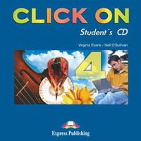 Обложка книги Click On 4 St CD