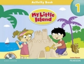 Leone Dyson My Little Island Level 1 Activity Book and Songs and Chants CD