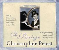 Обложка книги The Prestige