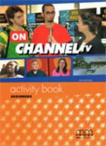 Scott, Mitchell H. Q. On Channel TV Beginner Activity Book