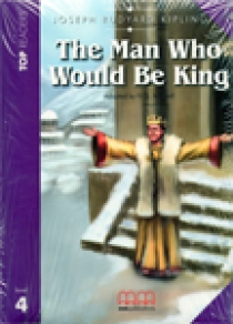 Top Readers Level 4 The Man Who Would Be King Student's Book+CD