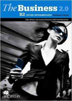 John Allison, Paul Emmerson The Business 2. 0 Upper-Intermediate B2 Student's Book + EWorkbook