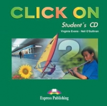 Обложка книги Click on (Level 2)