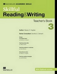 David Bohlke Skillful Reading and Writing Level 3 Teacher's Book + Digibook