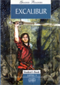 Graded Readers Level 3 Excalibur, Pack (Student's Book, Activity Book, CD)