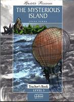 Graded Readers Level 3 The Mysterious Island Teacher's Book (Students book, Activity book, Teachers notes) Version 2