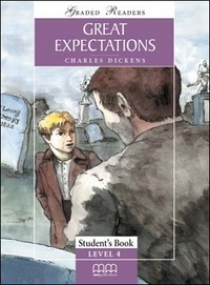 Graded Readers Level 4 Great Expectations, Pack (Student's Book, Activity Book, CD)