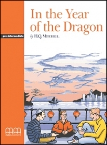 Graded Readers Pre-Intermediate In the Year of the Dragon Pack (Students book,Activity book,CD)