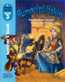 Primary Reader Level 3 Rumpelstiltskin, Teacher's book with Audio CD
