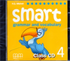 H.Q. Mitchell Smart (Grammar and Vocabulary) 4 Class CD