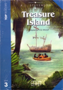 Top Readers Level 3 Treasure Island Student's Book+CD