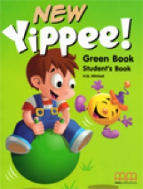 H.Q. Mitchell - New Yippee! Green Student's Book