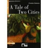 Charles Dickens Reading & Training Step 5: A Tale Two Cities + Audio CD