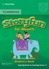 Karen Saxby - Storyfun for Movers - Movers Student's Book