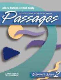 Обложка книги Passages: Student's Book 2
