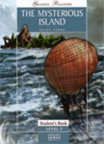 Graded Readers Level 3 The Mysterious Island, Pack (Student's Book, Activity Book, CD)