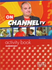 Scott, Mitchell H. Q. On Channel TV Elementary Activity Book