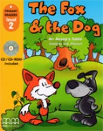 Primary Reader Level 2 The Fox & The Dog, with Audio CD