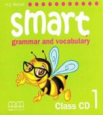 H.Q. Mitchell Smart (Grammar and Vocabulary) 1 Class CD