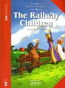 Top Readers Level 2 Railway Children Student's Book+CD