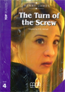 Top Readers Level 4 Turn Of The Screw Student's Book+CD