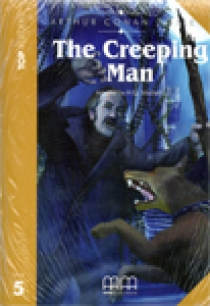 Top Readers Level 5 The Creeping, Student's Book+CD