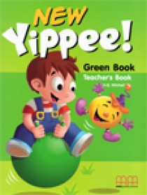 H.Q. Mitchell New Yippee! Green Teacher's Book