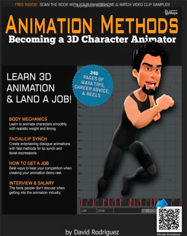 David Rodriguez Animation Methods