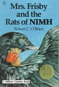 Обложка книги Mrs. Frisby and the Rats of Nimh