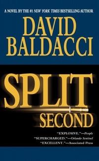 Обложка книги Split Second